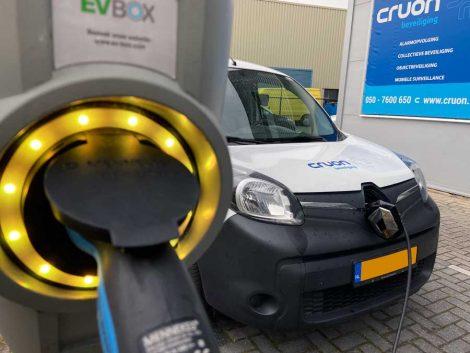 surveillance auto beveiligingsbedrijf Groningen, Drenthe en Friesland