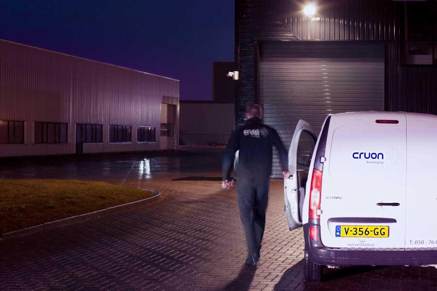 beveiligingsbedrijf Groningen, drenthe Friesland surveillance